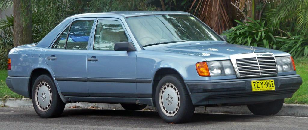 W124 Mercedes Parts