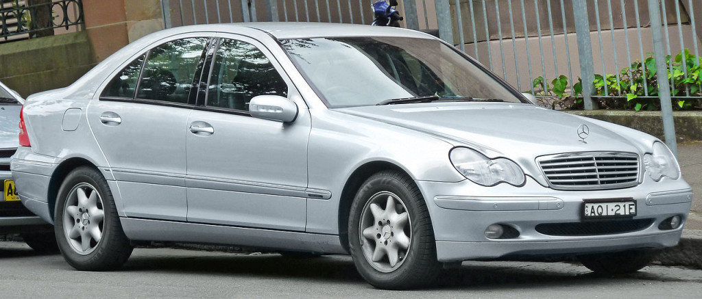 Used W203 Mercedes Parts