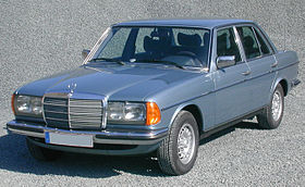 W123 Mercedes Parts For Sale