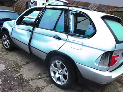 BMW X5 e53 stripping for spares