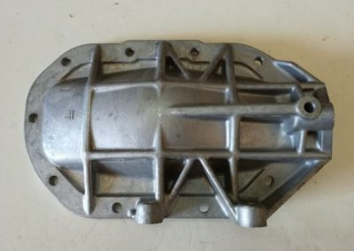 Differential plate
