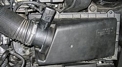 Air Flow Meter on VW Golf TDI
