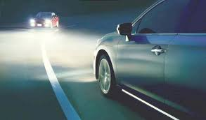 What to do if oncoming headlights blind: causes and methods of solving the problem