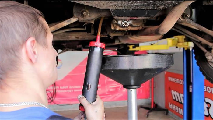 Gearbox oil change: Why, When and How